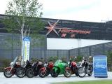 日本で初となる高速道路でバイクがレンタルできる店舗が登場
