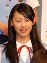オスカー美少女ユニット『X21』の山木コハル(14・中学2年生)(C)ORICON DD inc.