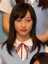 オスカー美少女ユニット『X21』の松田莉奈(13・中学1年生)(C)ORICON DD inc.