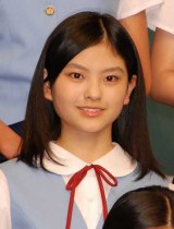 オスカー美少女ユニット『X21』の田中珠里(14・中学2年生)(C)ORICON DD inc.