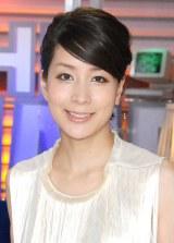第2子出産後、初の生放送に出演した内田恭子 (C)ORICON NewS inc.