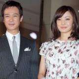 今月2日に婚姻届を提出した堺雅人と菅野美穂 (C)ORICON NewS inc.