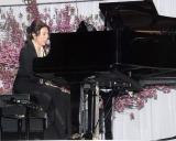 ピアノ弾き語りを披露したユーミン (C)ORICON NewS inc.