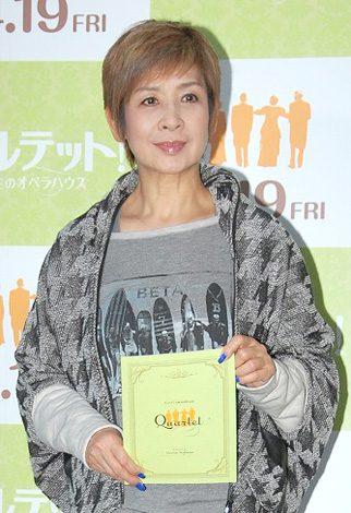 映画『カルテット!人生のオペラハウス』ジャパンプレミアに出席した今陽子 (C)ORICON NewS inc.