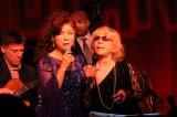 演歌歌手・八代亜紀がジャズでニューヨークの聴衆を魅了(C)NHK