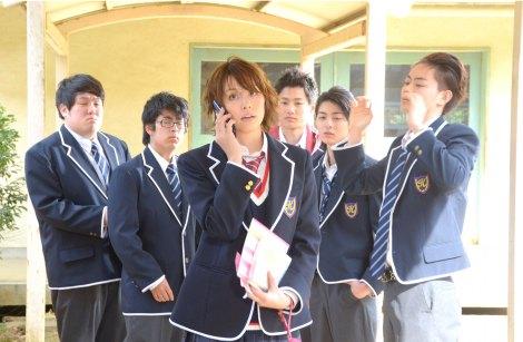 出典:http//contents.oricon.co.jp. ドラマ「35歳の高校生」