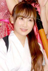 AKB48卒業を発表し、ブログで心境を明かした仁藤萌乃(C)ORICON DD inc.