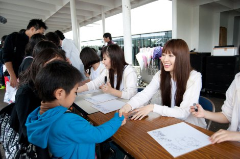 画像・写真 | AKB48、復興支援新...