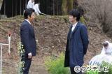 4月15日スタートの月9ドラマ『ガリレオ』で福山雅治(右)と大沢たかおが初共演