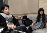 福山雅治&柴咲コウ「KOH+」が5年ぶりのレコーディングで息ピッタリ!