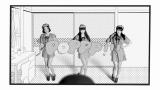 Perfumeが新曲「未来のミュージアム」MVでアニメーションと初コラボ