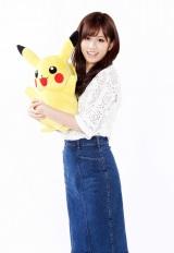 ポケモン短編映画『ピカチュウとイーブイ☆フレンズ』で、ナレーションを担当する前田敦子