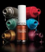 レブロンの新ネイルカラー『Revlon Brilliant Strength Nail Enamel』 7月中旬発売予定