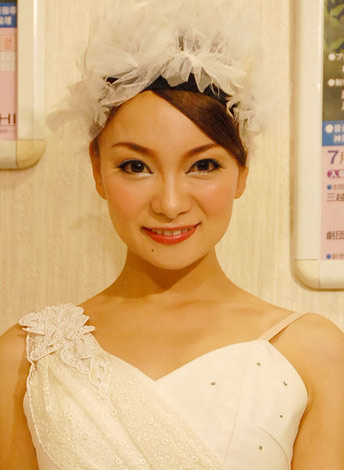 結婚が決まった元モーニング娘。保田圭 (C)ORICON NewS Inc.