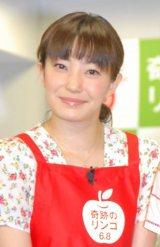 映画『奇跡のリンゴ』の母の日イベントに登場した菅野美穂 (C)ORICON NewS inc.