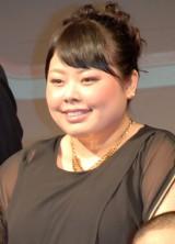 松本人志監督の最新作『R100』製作報告会見に出席した渡辺直美 (C)ORICON NewS inc.