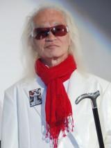 映画『ビル・カニンガム&ニューヨーク』試写会トークイベントに出席した内田裕也 (C)ORICON NewS inc.