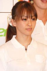 美女アスリートランキング、1位の田中理恵選手 (C)ORICON DD inc.