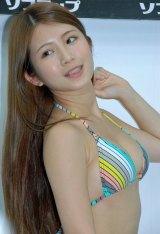 海外アイドルとしてブルーレイ3Dを発売するのは彼女が初めて (C)ORICON NewS inc.