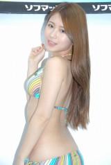 海外アイドルとして初のブルーレイ3D&DVD『約束…』発売記念イベントを行ったイリィ (C)ORICON NewS inc.
