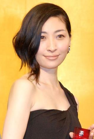 『第38回菊田一夫演劇賞』演劇賞を受賞した坂本真綾 (C)ORICON NewS inc.