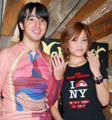 離婚が成立した(左から)黒田勇樹、中村瑠衣 (C)ORICON NewS inc.