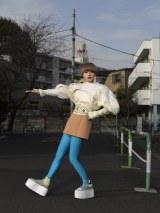 8月14日に歌手デビューするモデルのUna(ユウナ)