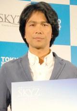 三井不動産『SKYZ TOWER&GARDEN』記者発表会に出席した江口洋介 (C)ORICON NewS inc.