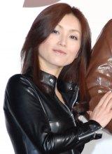 シンガポールで行われるファッションイベントへの中止が決定した酒井法子 (C)ORICON NewS inc.