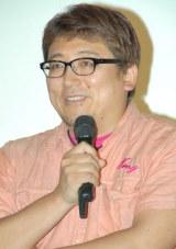 実はAKB48総選挙に出向いていた福田雄一監督=映画『俺はまだ本気出してないだけ』舞台あいさつ (C)ORICON NewS inc.