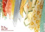 日本での本格展開がスタートしたフランス・パリの雑貨ブランド「Lale(ラレ)」のテキスタイル