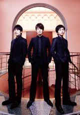 """""""3人だけのオーケストラ""""TSUKEMEN(左からTAIRIKU、SUGURU、KENTA)"""