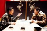 ダウンタウン・浜田雅功(右)とOKAMOTO'Sのハマ・オカモト(左)が初の親子対談