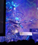 ロボットバンド・Z-MICHINESのCOSMO=デビューライブ『ZIMA presents Future Party』 (C)ORICON NewS inc.