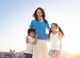 満島ひかり主演ドラマ『Woman』初回がネットで先行配信(C)日本テレビ