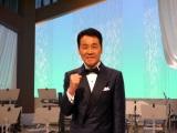 歌番組で初司会を務める歌手の五木ひろし。7月6日放送の『日本の名曲 人生、歌がある』(C)BS朝日