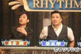 6月29日放送のフジテレビ系『ワラリズム』に「バイヤー(審査員)」として出演する若旦那(右)