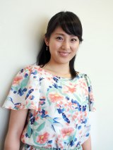 東海テレビ『スイッチ!』にレギュラー出演中の本仮屋リイナアナウンサー (C)ORICON NewS inc.
