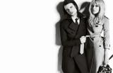 バーバリーの最新2013年秋冬広告キャンペーンで初共演を果たしたシエナ・ミラーとトム・スターリッジ