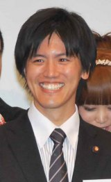 """""""総理""""ことよこくめ勝仁氏 (C)ORICON NewS inc."""