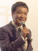 社会人の先輩として、学生たちにエールを送った中山秀征 (C)ORICON NewS inc.