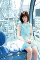 名古屋では観覧車デート?=島崎遥香ファースト写真集『ぱるる、困る』