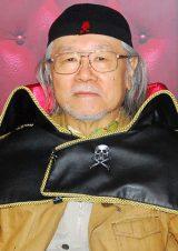 映画『キャプテンハーロック』オープニングイベントに出席した松本零士氏 (C)ORICON NewS inc.