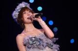 福岡ドーム公演で涙ながらにスピーチした篠田麻里子