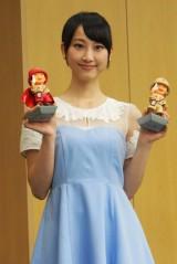 SKE48の松井玲奈が念願のミステリーハンターに初挑戦。行き先は「夢の王国」ディズニーランド!(C)ORICON NewS inc.