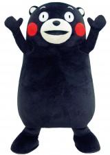 「ゆるキャラグランプリ2011」1位に輝いた熊本県のPRキャラクター「くまモン」