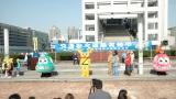 東京湾岸警察署主催の交通安全イベントの様子 (C)ORICON DD inc.