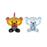 """スワロフスキー・ジャパンが7月末以降順次発売する""""Lovlots(ラブロッツ)""""2013年秋冬クリスタル・オブジェ(写真は""""Bo Bears""""シリーズ)"""
