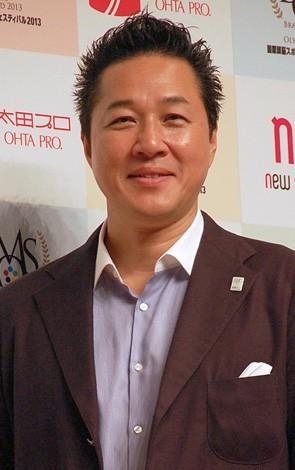 『日本頭脳スポーツフェスティバル2013』PR記者発表会に出席した川合俊一 (C)ORICON NewS inc.