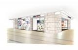 10月31日、なんば駅北改札前に開業する「ランキンランキンなんば店」イメージ